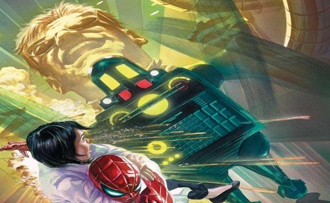 شماره 18 سری جدید کمیک های THE AMAZING SPIDER-MAN ترجمه شد + لینک دانلود مستقیم