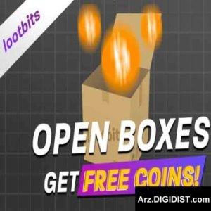 راهنمای سایت لوت بیتز کسب بیت کوین رایگان (( lootbits ))