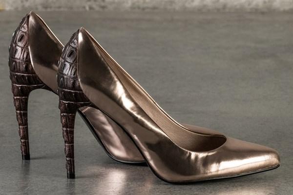 مدلهای خیلی زیبا و جدید کفش پاشنه دار زنانه و دخترانه