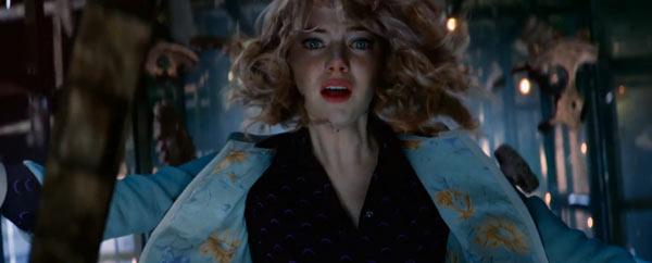 مرگ گوئن استیسی - اسپایدرمن شگفت انگیز 2