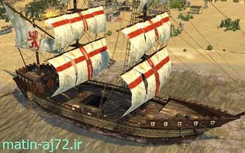 عکس های بازی جنگ های صلیبی 2