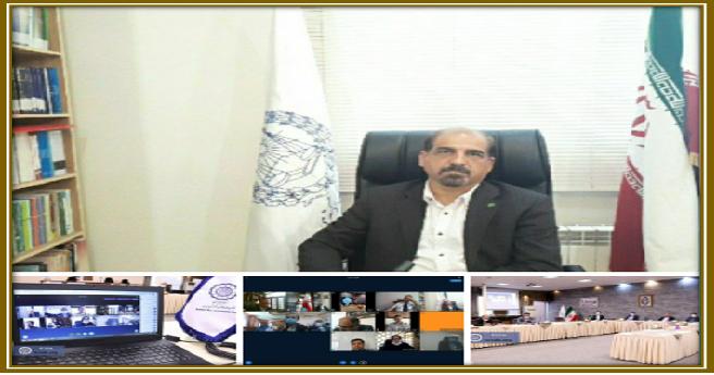 نشست شورای اجرایی اتحادیه سراسری کانونهای وکلای دادگستری ایران با حضور روسای کانونهای وکلای سراسر کشور بصورت حضوری و برخط  در روز پنج شنبه مورخ ۱۴۰۰/۱/۲۶