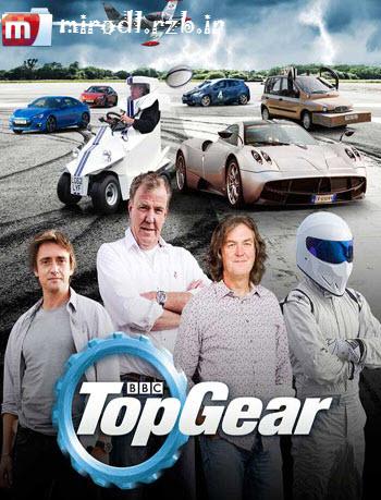 دانلود فصل بیست و یکم مستند تخت گاز Top Gear Season 21 2014