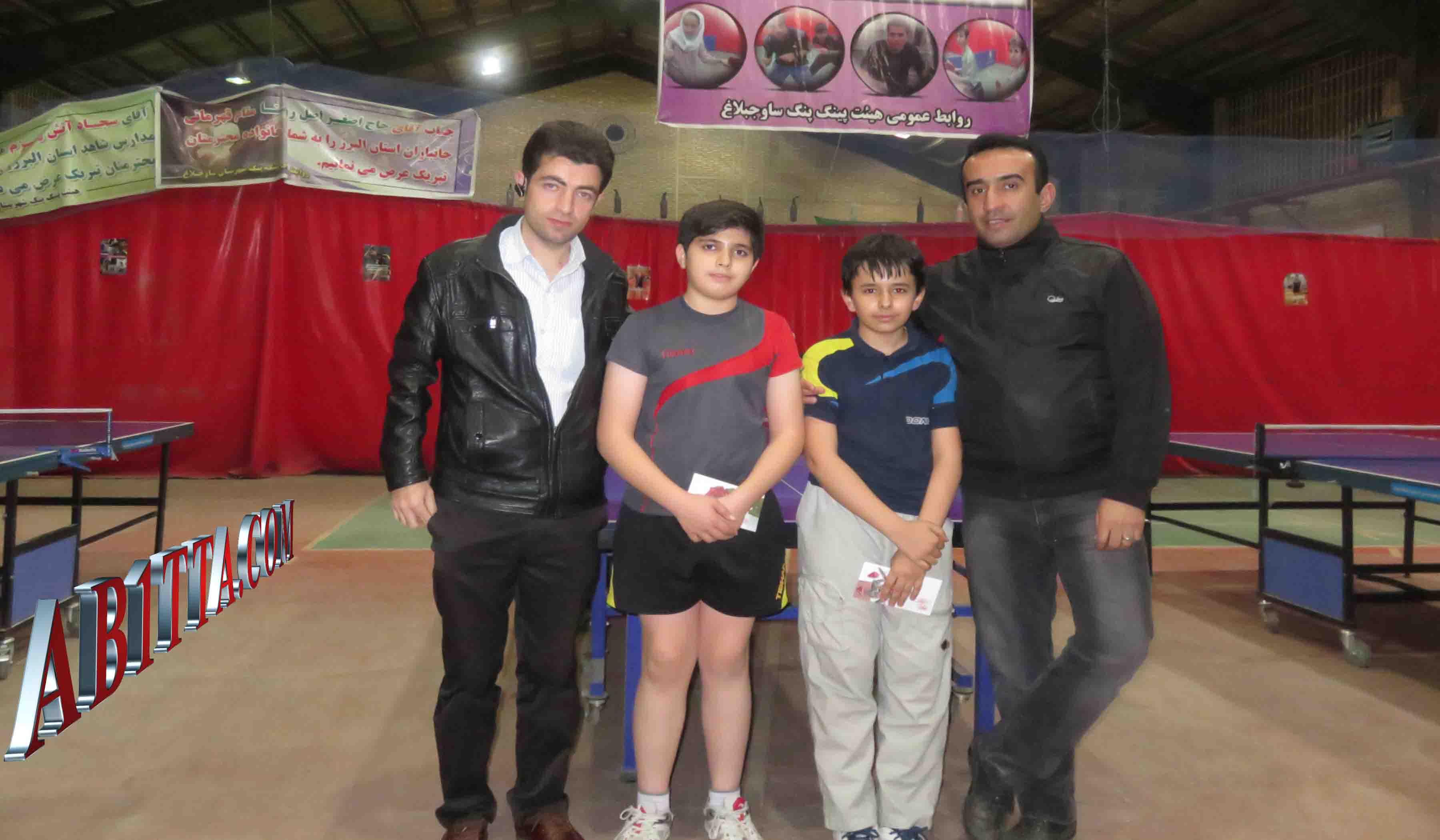 برگزاری مسابقات اوپن نوجوانان هشتگرد و اعلام نتایج