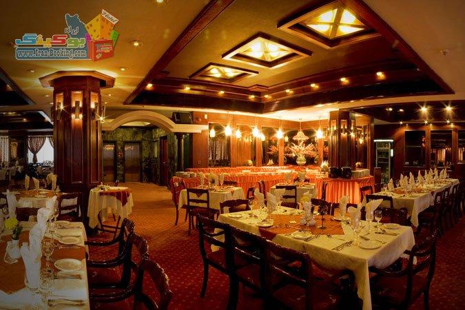 pars hotel shiraz resturant رستوران لوتوس شیراز