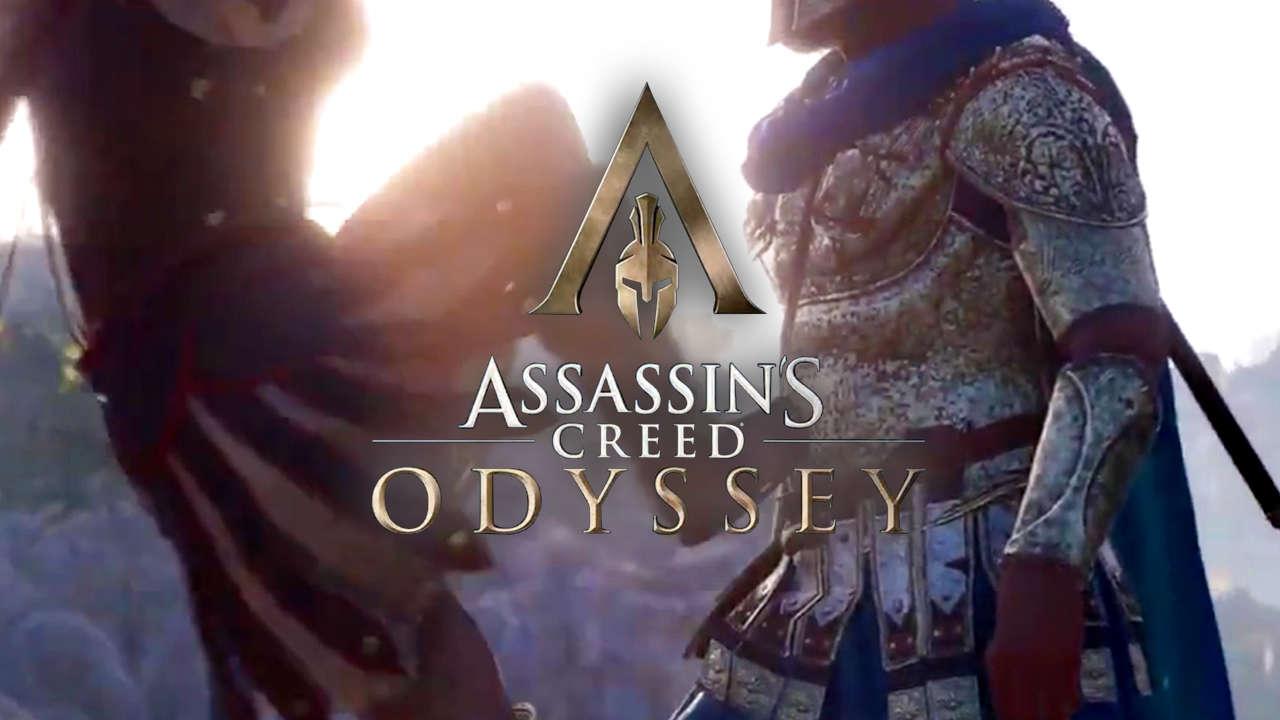 نسخه جدیدی از سری «Assassin's Creed» در سال ۲۰۱۹ عرضه نمیشود | مجله پرشین تک assassin's creed - 3393668 a s sa s sinscreedodyssey t e a s erannounce promo - نسخه جدیدی از سری «Assassin's Creed» در سال ۲۰۱۹ عرضه نمیشود - مجله پرشین تک