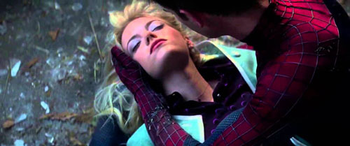 عکس کشته شدن گوئن استیسی