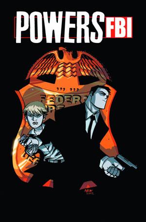 کمیک powers