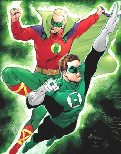 گرین لانترن - Green Lantern