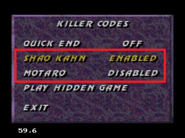 رمز و دانلود بازی Mortal Kombat 3 Sega