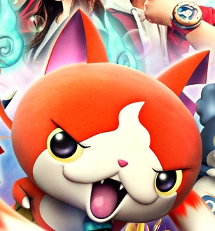 دانلود فیلم انیمه ای Youkai Watch Movie 3: Soratobu Kujira to Double Sekai no Daibouken da Nyan