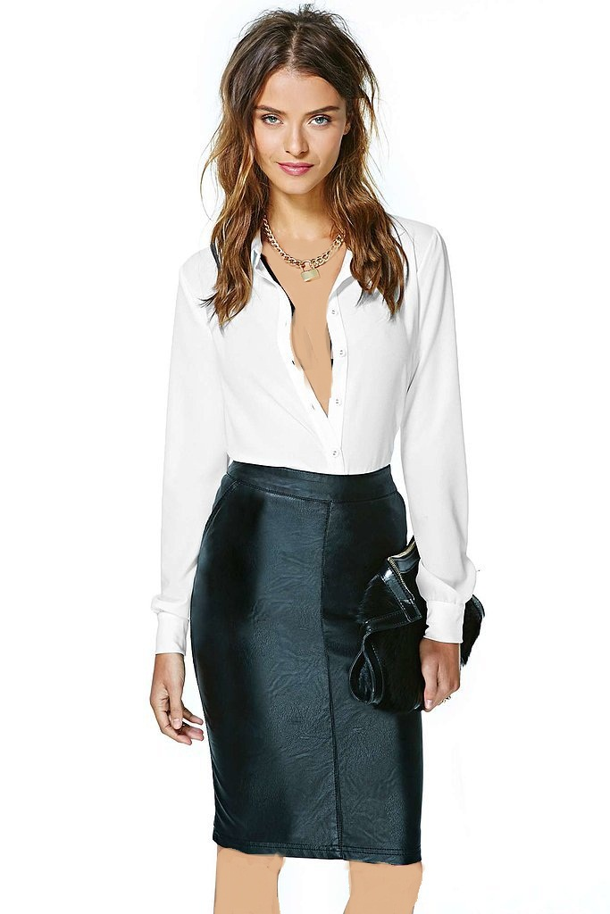 http://www.uplooder.net/img/image/60/d4c5b909a0ffc874385bd78aa0f36842/Nasty-Gal-Faux-Leather-Pencil-Skirt.jpg