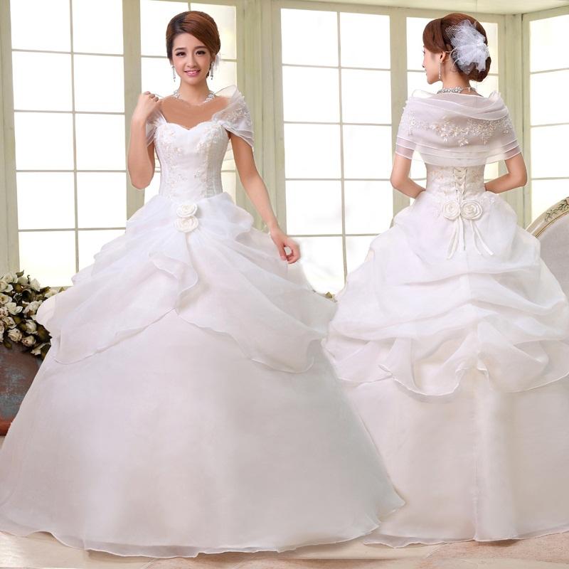 لباس+عروسی+دکلته