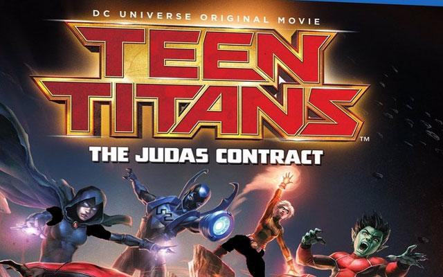 """نقد و بررسی کارتون """"تایتان های نوجوان: قرارداد یهودا"""" (Teen Titans: The Judas Contract)"""