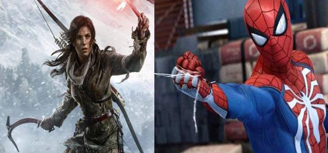 سازنده Tomb Raider به بازی جدید مرد عنکبوتی پیوست