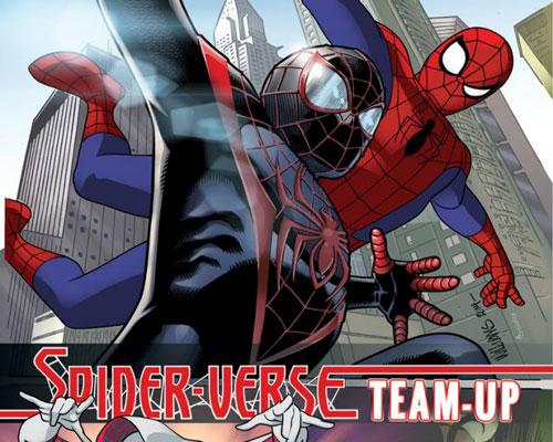 شماره 2 از کمیک Spider-Verse Team-Up ترجمه شد + لینک دانلود مستقیم
