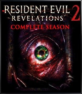 Resident Evil Revelations 2 PSN - Episode 1 + ALL DLC PACK