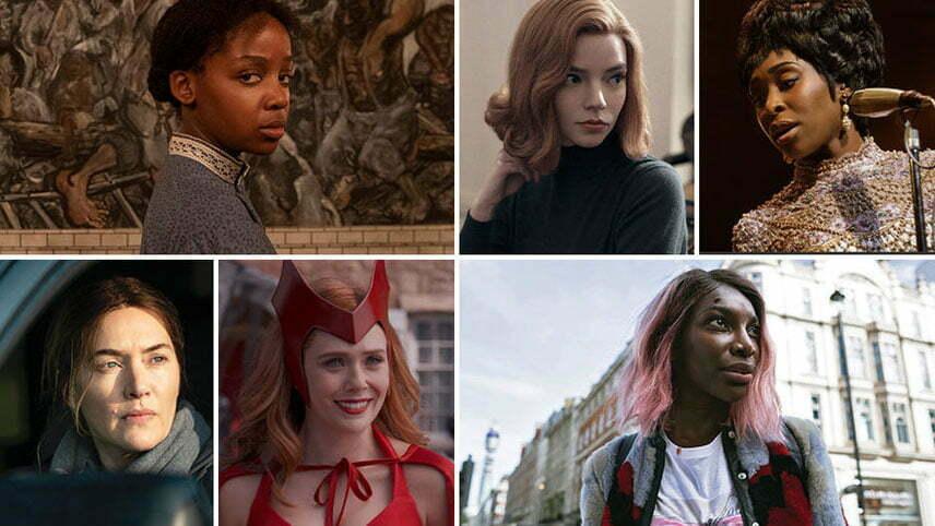 mare فهرست برندگان مراسم امی سال ۲۰۲۱ (جایزه Emmy 2021)