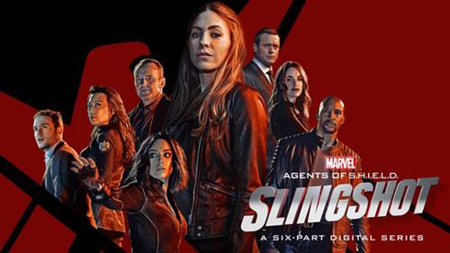 مامورین شیلد: اسلینگ شات (Agents of Shield: Slingshot)