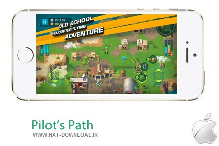 Pilot%92s Path 1.1.13 بازی خلبانی Pilot's Path 1.1.13 – آیفون ، آیپد و آیپاد