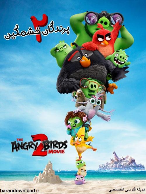 The-Angry-Birds-Movie-2-2019 کارتون دوبله فارسی رایگان انمیشین باران دانلود