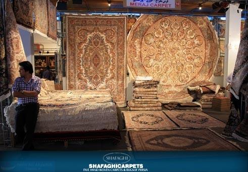فرش شفقی تبریز shafaghicarpets