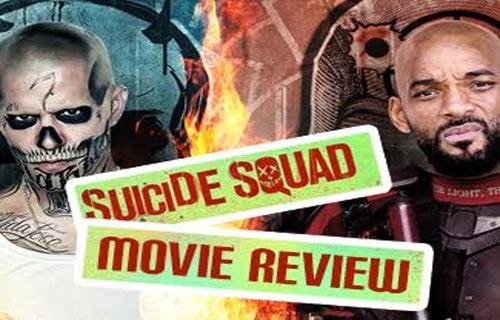نقد حسام رنجبر  برای فیلم جوخه خودکشی  (Suicide Squad)