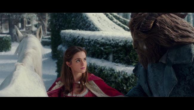 """تریلر جدید فیلم """"دیو و دلبر"""" (Beauty and the Beast) به مناسبت کریسمس"""