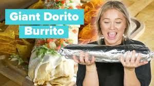 آموزش آشپزی سری بیست و چهارم طرز تهیه غذای Dorito Burrito