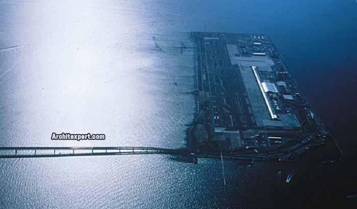 Kansai International Airport Terminal - Piano - Site Plan_Architexpert.com
