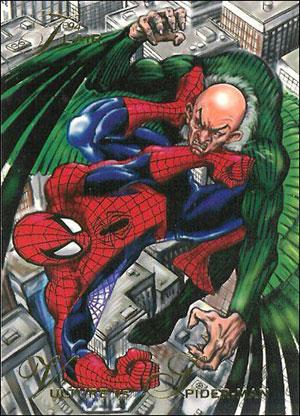 عكس دشمنان مرد عنكبوتي