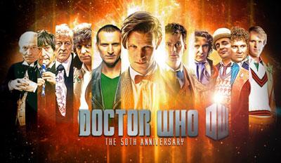 سریال Dr. Who