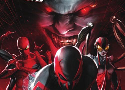 شماره 6 کمیک Spider-Man 2099 ترجمه شد + لینک دانلود مستقیم