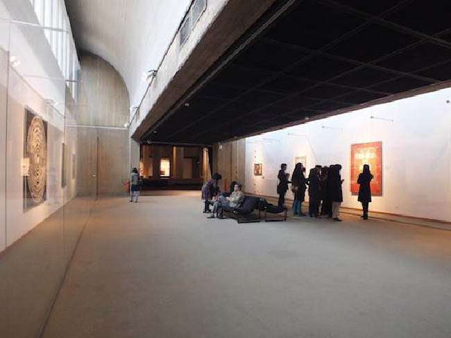Tehran Museum of Contemporary Art - Diba - Interior_Architexpert.com