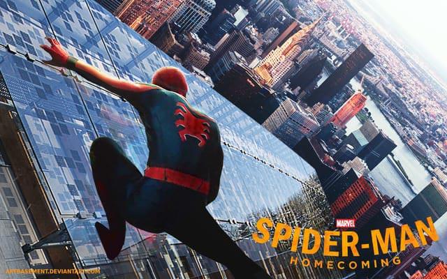 نقد فیلم مرد عنکبوتی بازگشت به خانه
