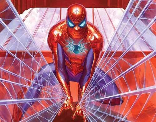 مرد عنکبوتی 2 سری جدید