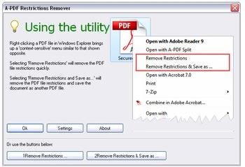 دانلود نرم افزار APDF.Res.Remover1.6