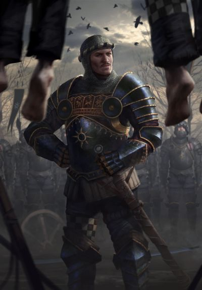 Gwent The Witcher Card Game - Menno Coehoorn