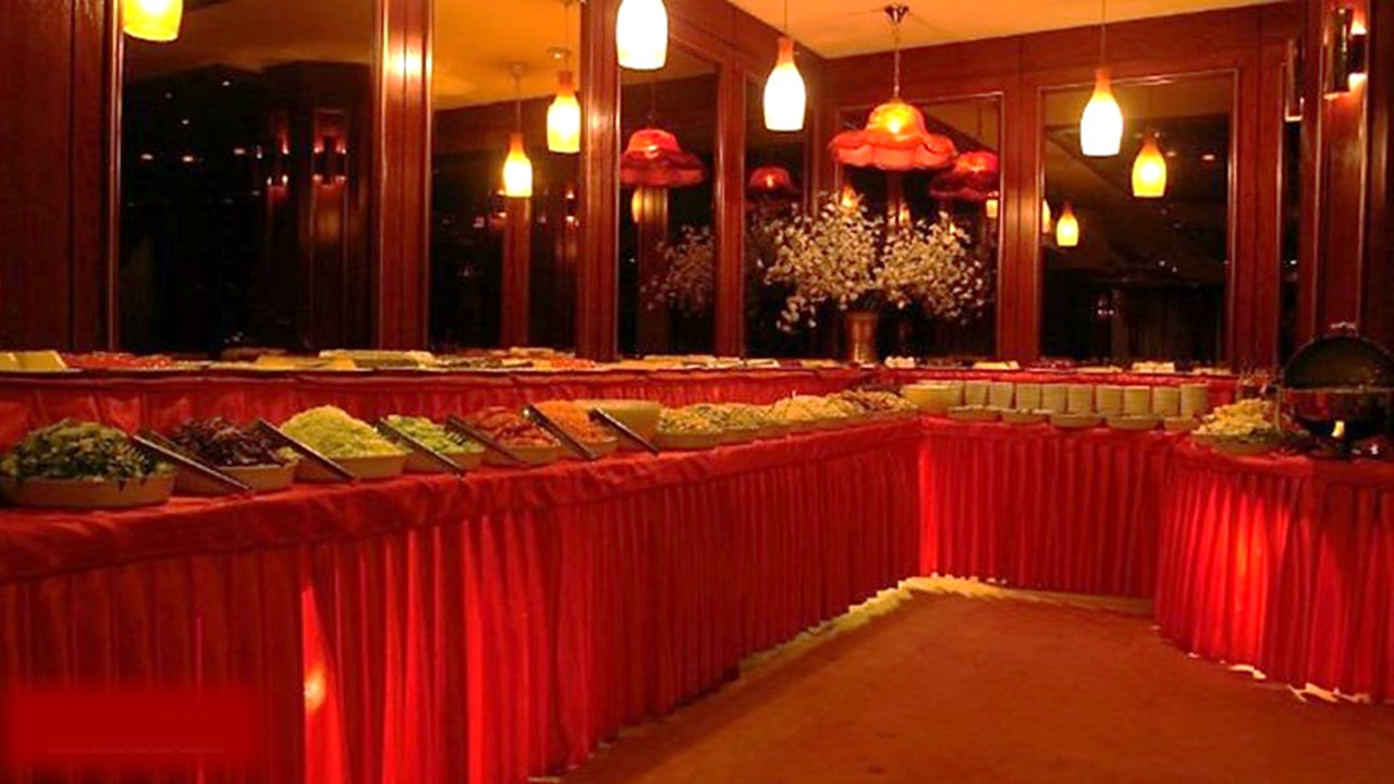 رستوران لوتوس شیراز