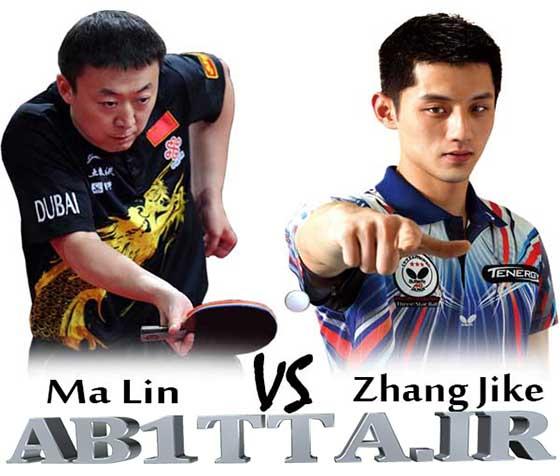 دانلود یک بازی زیبا و دیدنی از ژانگ جیکه و مالین در سوپر لیگ چین 2013