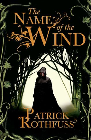 Kingkiller Chronicle 01 - The Name of the Wind-Rothfuss, Patrick