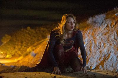 عكس supergirl
