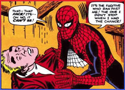 لحظات ماندگار مرد عنکبوتی