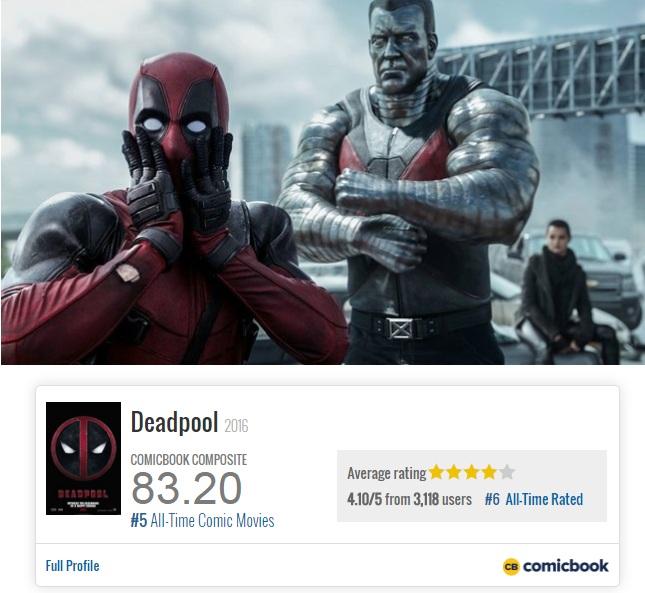 ددپول (Deadpool)