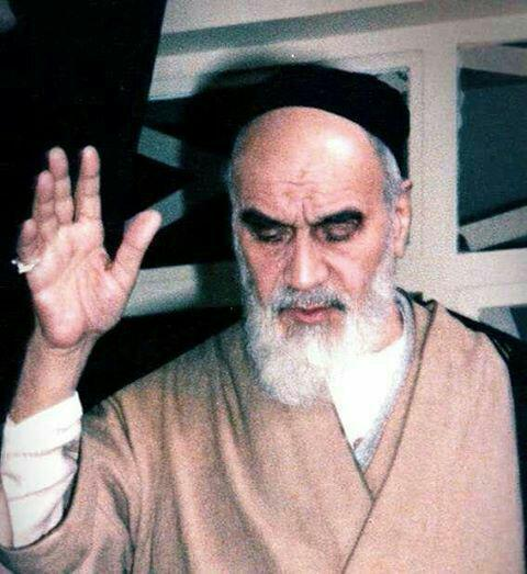 حاج رضا عاشق امام