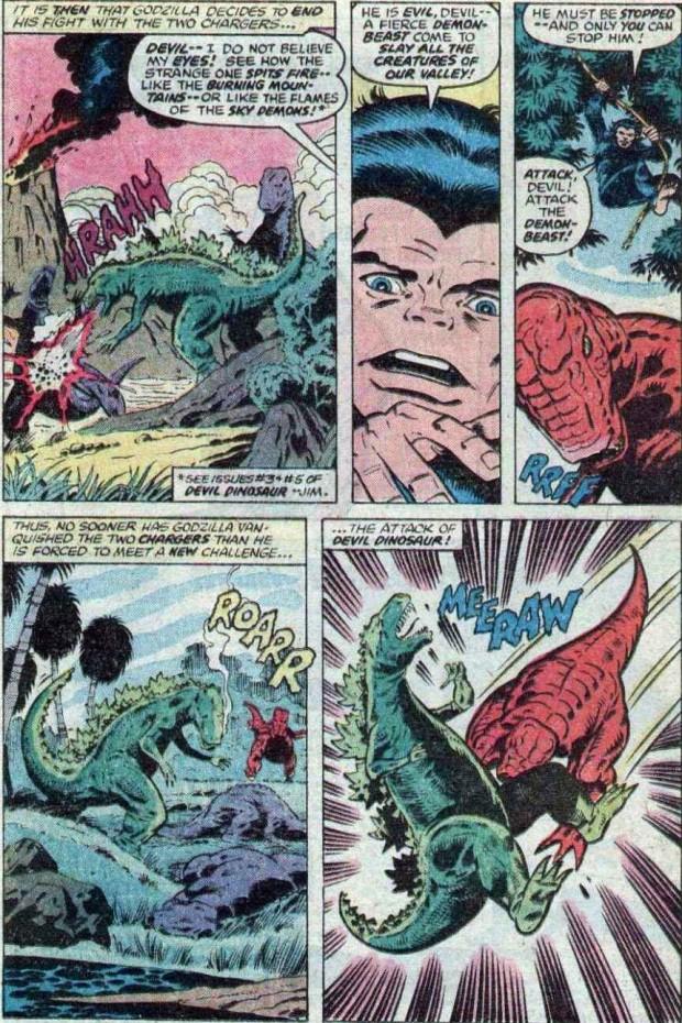 جنگ دایناسورها