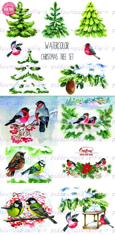 وکتور کریسمس