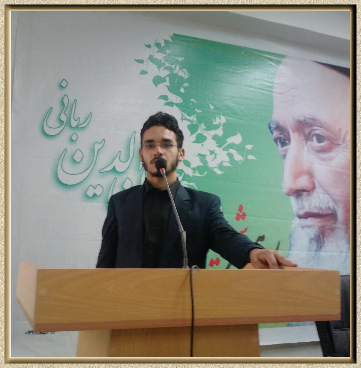 سالگرد وفات استاد برهان الدین ربانی