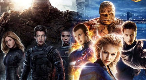 چهار شگفتانگیز (Fantastic Four)