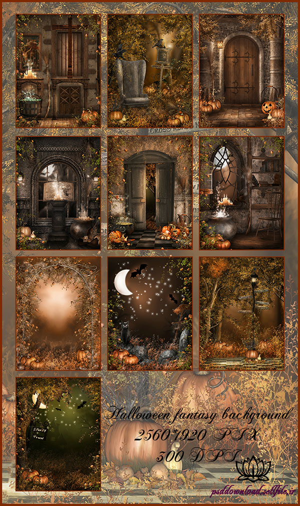 halloween-fantasy-background